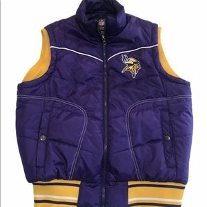 Minnesota Vikings Women's Vest Medium M